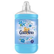 Ополаскиватель для белья Coccolino blue splash 72 стирки, 1.8 л