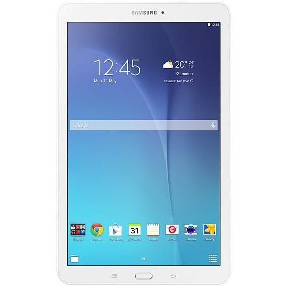 Планшет Samsung Galaxy Tab E 9.6 3G White (SM-T561NZWAXEO)