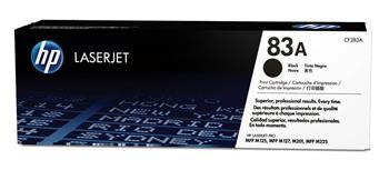 Картридж HP 83A LJ M201dw/M201n/M125a/M125nw/ M125r/ra/rnw/M127fn/fw/M225dn/dw/rdn Black