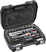 Набор инструментов YATO, 72 элемента YT-38782