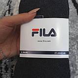 Носки махровые  мужские FILA (В упаковке 12 пар), фото 6