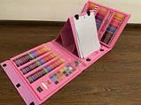 Набор для детского творчества в чемодане из 208 предметов, фото 2