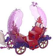 Музыкальная карета 238A для девочек Милана Экипаж, фото 5
