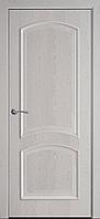 """Дверь межкомнатная глухая новый стиль Интера """"Антре А"""" 60,70,80,90 см патина серая"""
