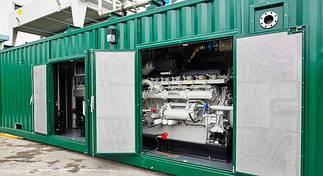 Газовые поршневые генераторы (электростанции)