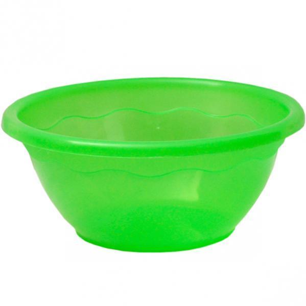 """Миска """"Волна"""" 3 л, зеленый"""