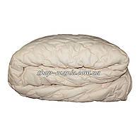 Одеяло двуспальное стёганное ОДА 4 сезона 2в1 летнее + демисезонное 175х210 SM 8100-2 ODA 4 season biege, фото 1