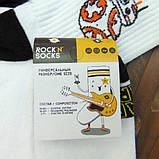 Носки с приколами демисезонные Rock'n'socks 444-76 Украина one size (37-44р) 20009854, фото 4
