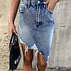 Юбка джинс. Размеры: S,M,L.(5033), фото 4