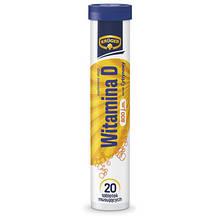 Витамины растворимые шипучие Kruger Vitamin D - 20 таблеток