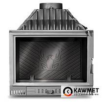 Каминная топка KawMet W1 FENIKS 18 кВт воздушные каминные топки, фото 3