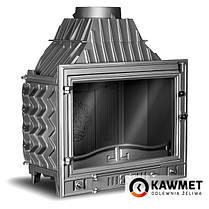 Каминная топка KawMet W3 17 кВТ воздушные каминные топки, фото 3