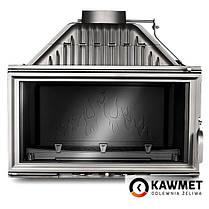 Каминная топка KawMet W15 12 кВТ воздушные каминные топки, фото 3