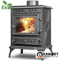 Чугунная печь KAWMET P3 (7.4 кВт) печи чугунные отопительно варочные для дома и дачи