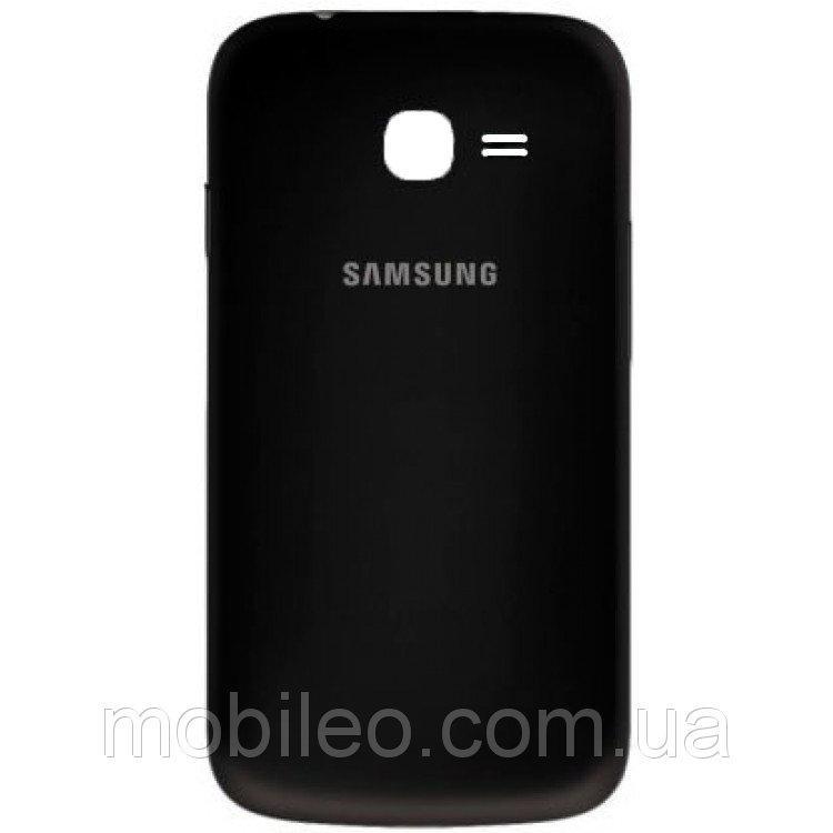 Задняя крышка Samsung S7262 Galaxy Star Plus чёрная