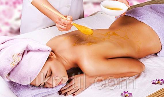 Медовий массаж
