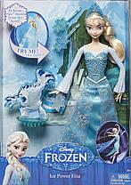 Кукла Эльза Холодное Магия Льда