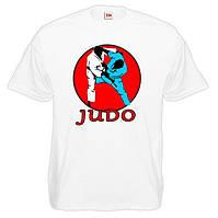 """Футболка """"Judo ( Дзюдо)"""""""