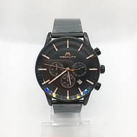 Часы мужские кварцевые MegaLith 8089M, цвет черный ( код: IBW318B )