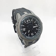Годинники чоловічі наручні MegaLith 8201M, колір чорний з сірим ( код: IBW342BS )