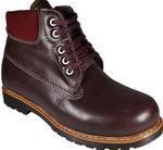 Кожаные детские ортопедические ботинки 06-592.