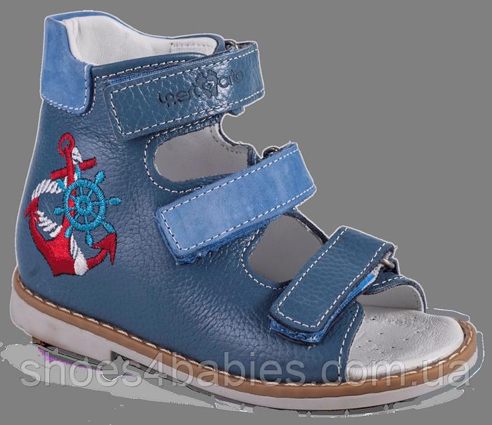 Ортопедические сандалии Форест-Орто 06-116 р-р. 19-30