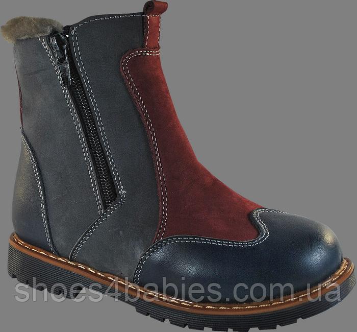 Ортопедические детские ботинки 4Rest-Orto 06-584 р-р. 21-30