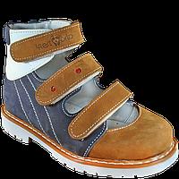 Детские ортопедические туфли Форест-Орто 06-313  р. 31-35, фото 1