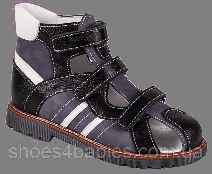 Ортопедические детские сандалии 06-149 р-р.31-33
