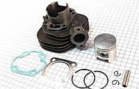 Цилиндр к-кт (цпг) 65сс-43мм на двигатель 2Т - цепной вариатор