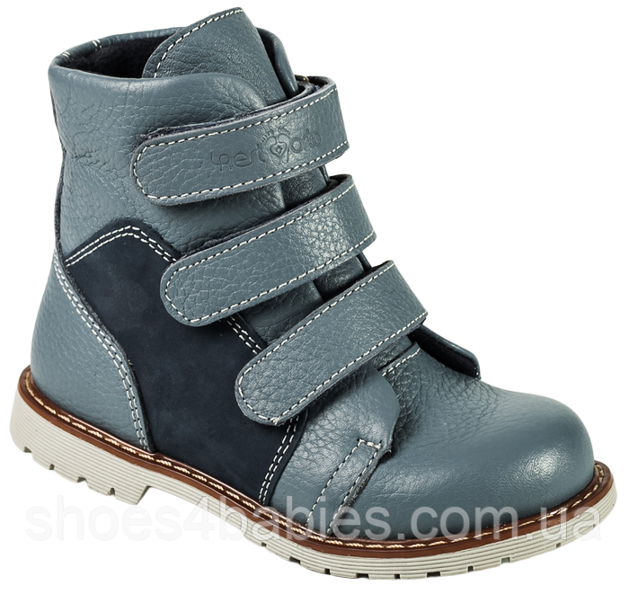 Дитячі ортопедичні черевики на хлопчика 4Rest-Orto 06-573  р-р. 21-30