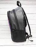Рюкзак молодежный Instagram (Инстаграм), цвет серый ( код: IBR114S ), фото 3