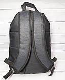 Рюкзак молодежный Instagram (Инстаграм), цвет серый ( код: IBR114S ), фото 4