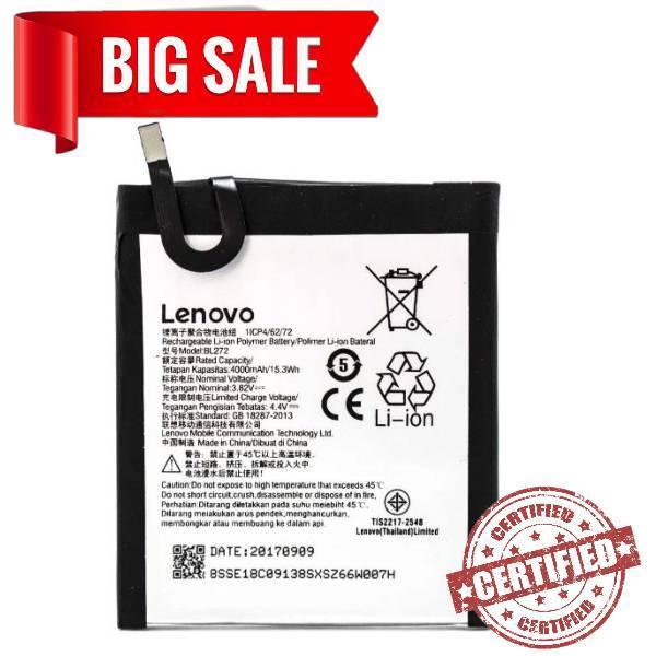 Акумулятор BL272для Lenovo K6 POWER(4000mAh)