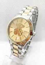 Часы женские наручные в стиле TOUS (Тоус), комбинированные ( код: IBW415YS )