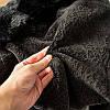 Полу-пальто зимнее кожаное мужское на меху, фото 6