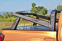 Защита кузова Ролл-бар на пикап Rollbar для пикапов Дуга в кузов NISSAN NAVARA 2015+
