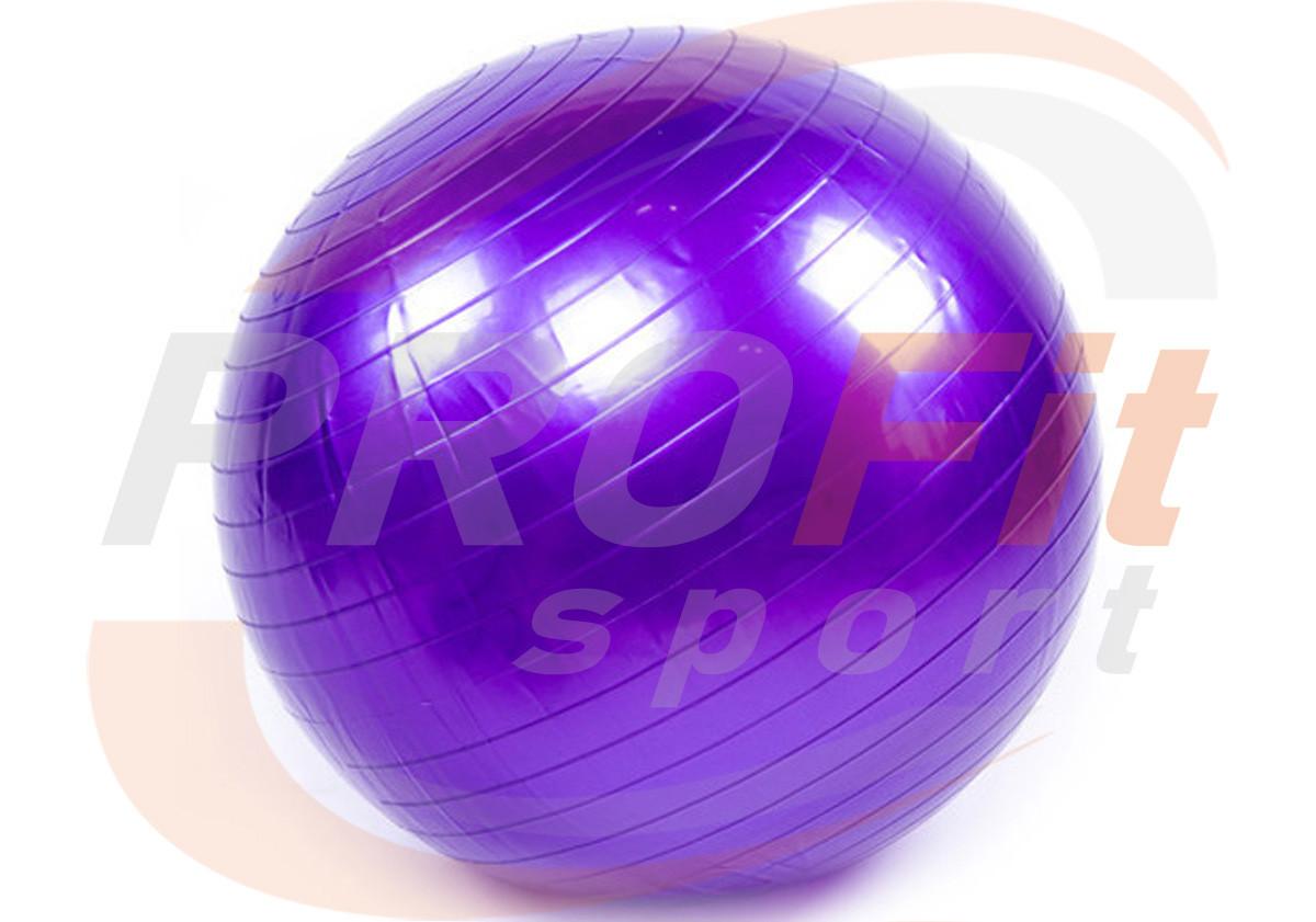 Мяч для фитнеса, диаметр 55 см