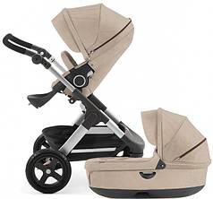 Детская коляска 2 в 1 Stokke Trailz