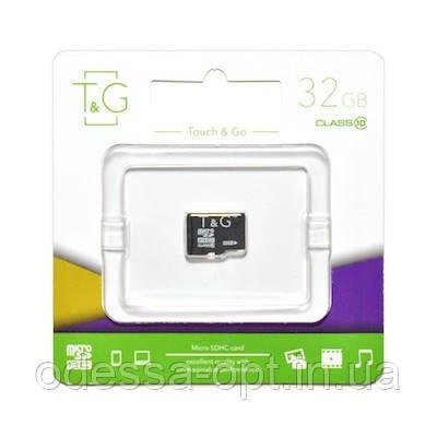 Карта пам яти microSDHC (UHS-1) 32GB class 10 T&G, фото 2