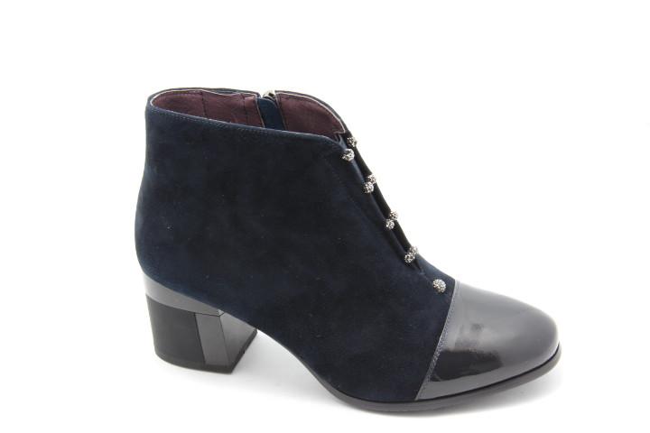 Жіночі замшеві черевики Battine B0415