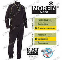 Мужское Термобелье Norfin Nord Размер: S, M, L, XL, 2XL, 3XL Состав: 100% полиэстр Костюм рыбака