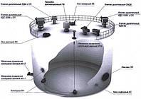 Аппаратура резервуарная для слива-налива