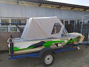 Тент палатка на лодку, фото 2