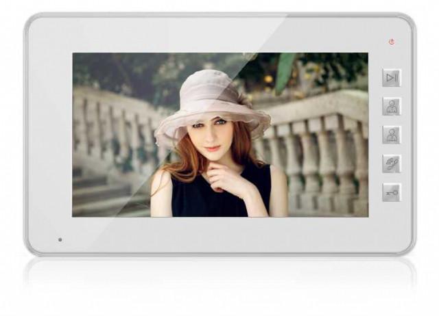 Видеодомофон Qualvision QV-IDS4734M White