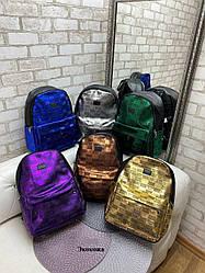 Стильний рюкзак міський еко-шкіра, Стильні рюкзаки з екошкіри, Рюкзак міський стильний екошкіра