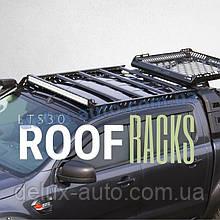 Силовой багажник на крышу Багажник для пикапа FIAT FULLBACK 2016+