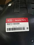 Подкрыльник передний правый киа Соул 2, KIA Soul 2014-16 PS, 86812b2000, фото 3