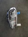 Уплотнитель стекла двери передней левой киа Соул 1, KIA Soul 2008-13 AM, 822102k000, фото 2