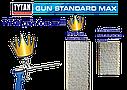 Пистолет для монтажной пены Standart Max Caliber Tytan , фото 2